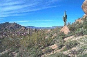 View From Winfield Mountain Scottsdale AZ 300x198 Winfield Real Estate Arizona | Winfield Estates Scottsdale