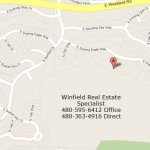 Winfield Map 85266 150x150 Winfield Real Estate Arizona | Winfield Estates Scottsdale