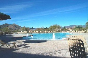 Winfield Olympic Size Pool 300x198 Winfield Real Estate Arizona | Winfield Estates Scottsdale