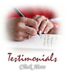 Winfield Estates Testimonials