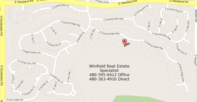 Winfield Real Estate Arizona | Winfield Homes For Sale AZ