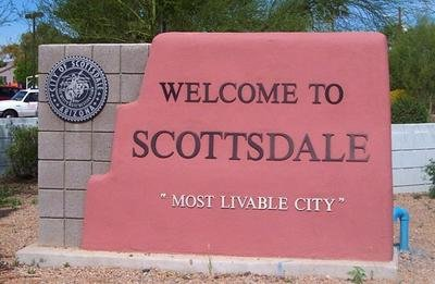 Scottsdale arizona best city to live winfield real for Best city to leave in usa