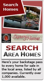 Search Area Homes