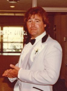 Dennis R Decker - Best Man
