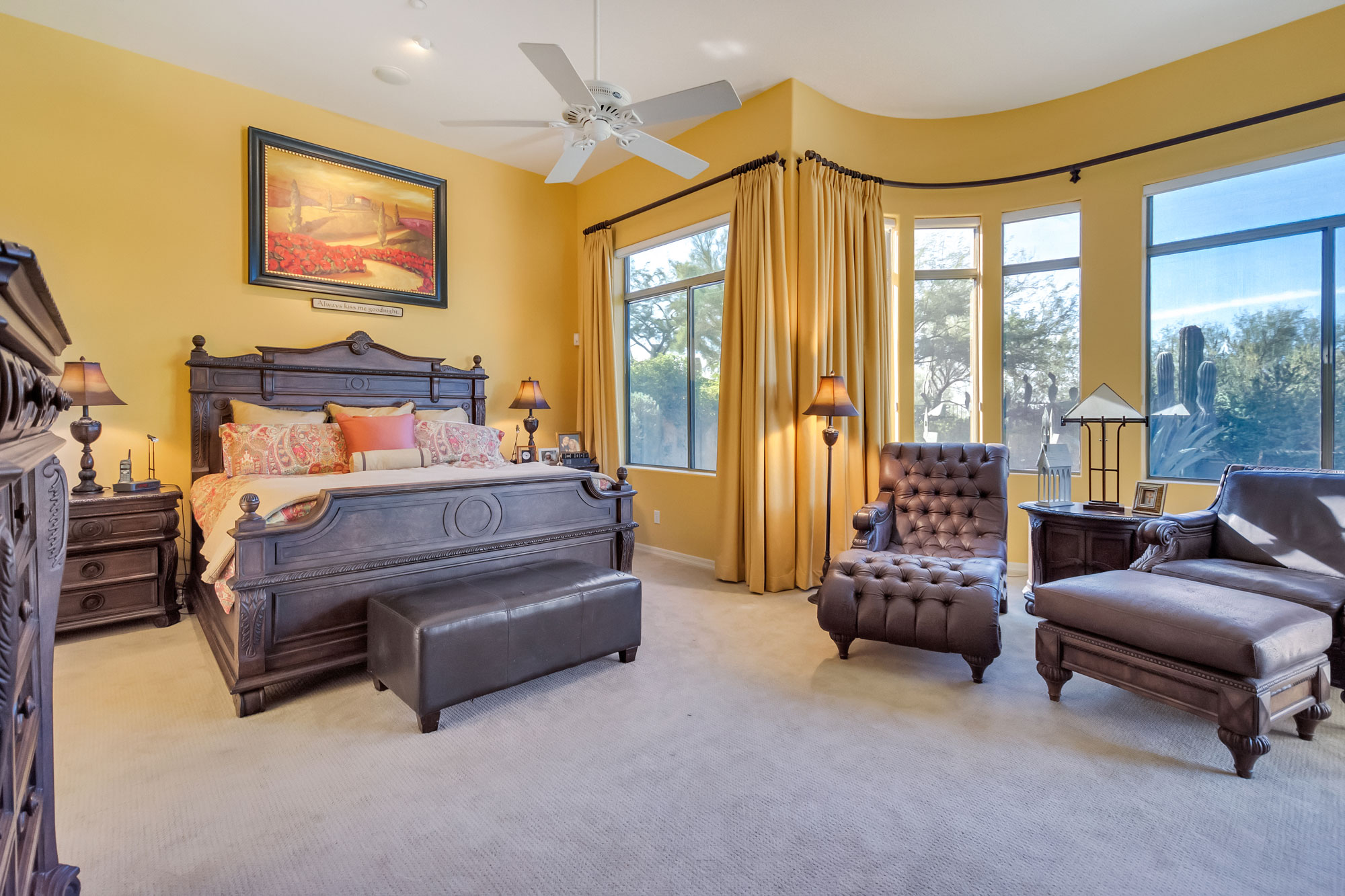7710 E Evening Glow Drive - Master Suite